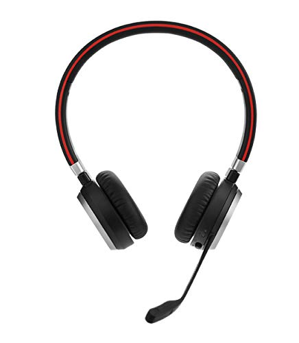 (Jabra Evolve 65 Stereo MS & Link 370 - Professional Unified Communicaton Headset)
