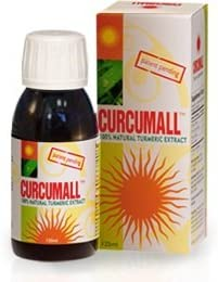 Curcumall High Absorbency Liquid Curcumin 125ml