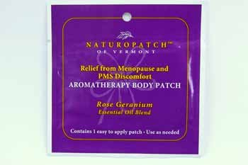 Body Patch Relief from Menopause and PMS Discomfor Case Pack 24 Body Patch Relief from Menopause an by Naturopatch of Vermont Aromatherapy