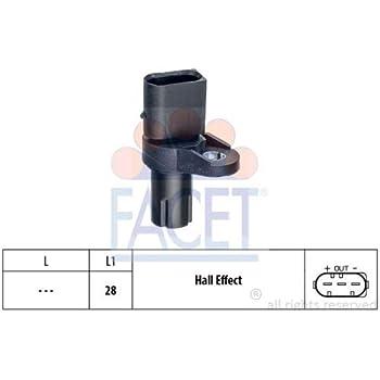 Engine Crankshaft Position Sensor Facet 9.0333