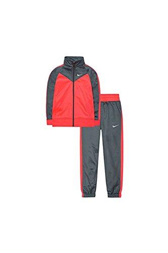 (Girls Nike T40 Warm-Up Tricot Jacket & Pants Set (3T))