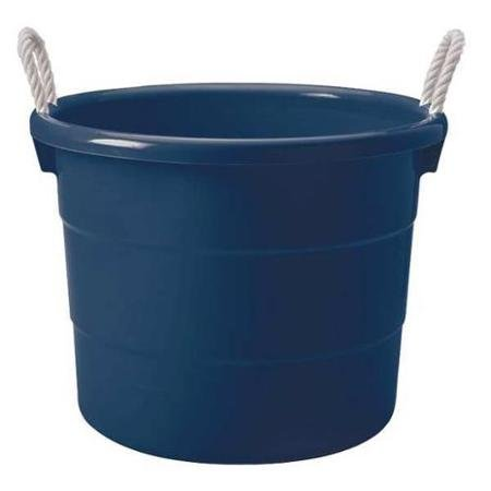 (Homz 18 gal Capacity, Storage Tub, Navy 0402GRRB.08)