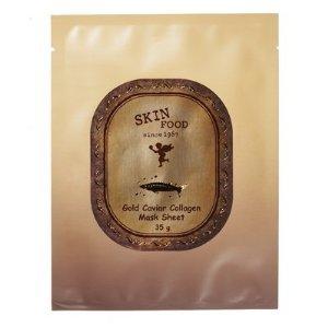 Skinfood Gold Caviar Collagen Mask Sheet