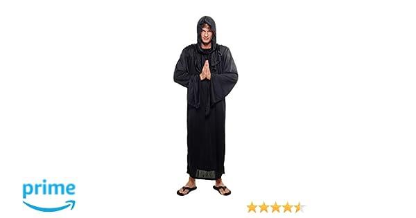 DRESS ME UP - L062/56 Disfraz Hombre Mujer Unisex verdugo brujo ...