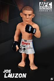 Round 5 UFC Ultimate Collector Series 14.5 LIMITED EDITION Action Figure Joe Lauzon