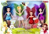 (Disney Fairies 9 inch Doll 4-pack: Sparkle Blossom Collection)