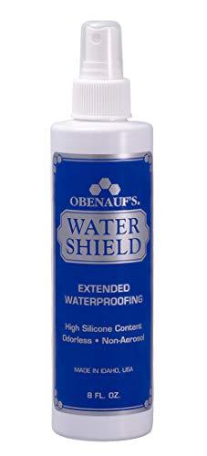 (Obenauf's Water Shield Silicone Fabric Waterproofing Spray (8oz Spray Bottle))