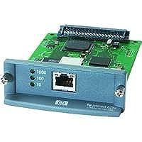 HP Jetdirect 625N Ethernet Print Server.  Internal Eio Compatible.  Gigabit, Fas