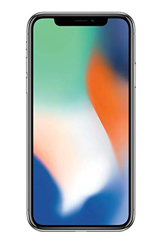 Simple Mobile Prepaid - Apple iPhone X (64GB) - Silver 3