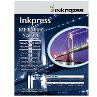 Inkpress Metallic Satin Paper 11x17in. - 25 Sheets