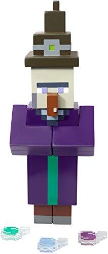 Mattel Minecraft Potion Throwing Witch Basic Figure, 5
