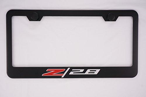 z28 license plate frame - 2