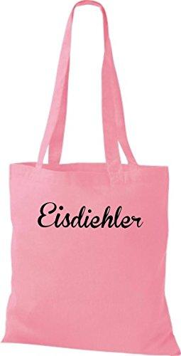 Refranes Shirtstown Tela Rosa Bolsa Colores Divertidos Muchos De Eisdiehler qttTr6x