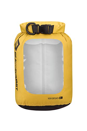 (Sea to Summit View Dry Sack, Yellow, 2 Liter)