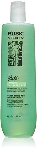 - RUSK Sensories Full Green Tea and Alfalfa Bodifying Shampoo, 13.5 fl. oz.