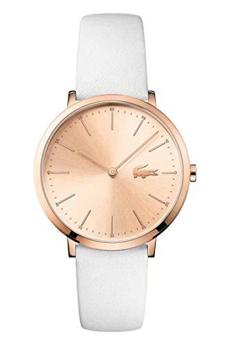 Lacoste-Femme-Analogique-Classique-Quartz-Montres-bracelet-avec-bracelet-en-Cuir-2000949