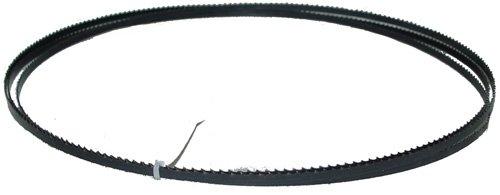 "Magnate M111C14R24 Carbon Steel Bandsaw Blade, 111"" Long - 1/4"" Width; 24 Raker Tooth"