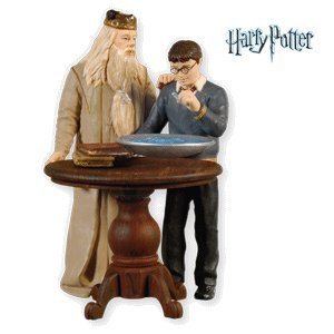 QXI2076 The Pensieve Harry Potter 2010 Hallmark Keepsake Ornament