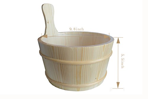The 8 best sauna accessories bucket