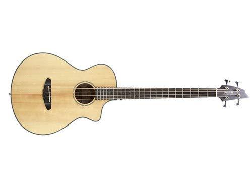 Breedlove Pursuit Concert Bass CE Sitka-Mahogany Acoustic-Electric Bass Guitar