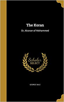 Book The Koran: Or, Alcoran of Mohammed