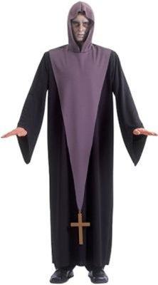 Adult Exorcist Costume Size: Adult Standard -