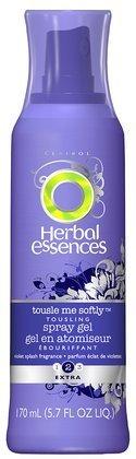 Herbal Essences Tousle Me Softly Tousling Spray Gel-5.7oz (Pack of 6)