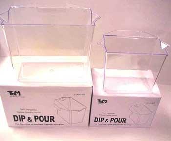 DIP & POUR MULTI PURPOSE CONTAINER LARGE, 2 PACK, AQUARIUM, MAINTENANCE EQUIPMENT, TOM (TOMINAGA/OS