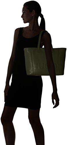 verde Comprador Mayfair Medio Mujeres Bolsa De Hombro Las Hugo De Verde 7Ixq6zwna