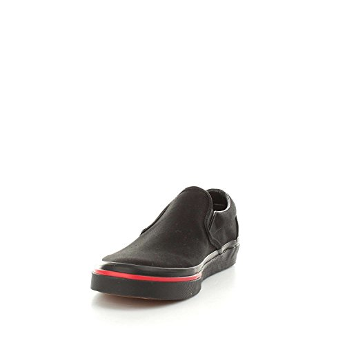 Vans Men's Slip-On(TM) Core Classics Flame Wall Black Black clearance online cheap real how much clearance extremely free shipping huge surprise oJkx3