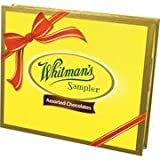 Whitman's Sampler Assorted Chocolates, 10 Oz Box