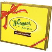 Whitman's Sampler Assorted Chocolates, 10 Oz Box by Whitman's