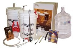 Beer Making Plus Kit with Secondary Fermenter and Ingredients by Strange Brew Home-Brew