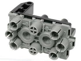 Mercedes r129 w140 w210 Vacuum Valve Block OEM changeover distribution change