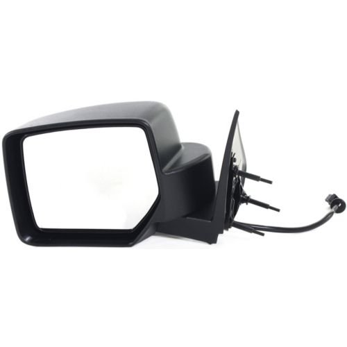 Perfect Fit Group JP36EL - Liberty Mirror LH, Power, Non-Heated, Manual Folding, Textured Black, W/O Memory