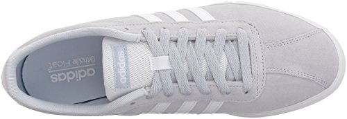 Sneakers Courtset Women's White Blue Aero adidas White qOgw8f4