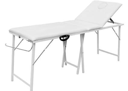 Lettino Pieghevole Estetica.Lettino Massaggio Professionale In Alluminio Pieghevole Con