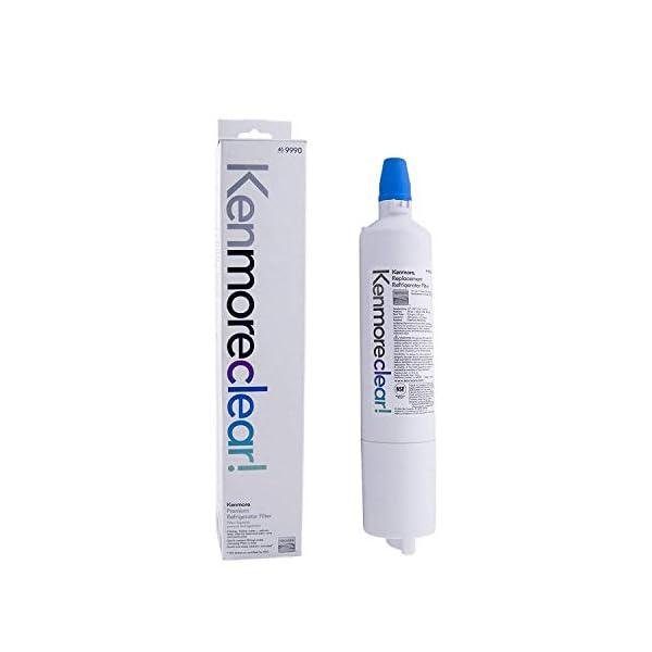 Kenmore 9990 Refrigerator Water Filter, White
