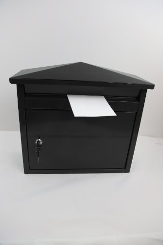 Small Standard Locking Mailbox - 3