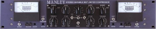 Buss Compressor (Manley Stereo Variable Mu® Limiter Compressor with HP SC)