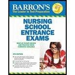 Barron's Nursing School Entrance Exams (4th, 11) by PhD, Corinne Grimes RN - CMSRN, Sandra S Swick R [Paperback (2011)]
