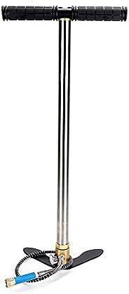 VerRich PCP Hand Pump 3 Stages Air Rifle Pump 4500Psi High Pressure Stirrup Pump for Air Gun