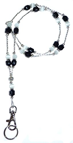 SUPER SLIM Style Fashion Women's Beaded Lanyard 34