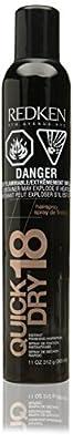 Redken Quick Dry 18 Instant Finishing Hairspray 11 oz.
