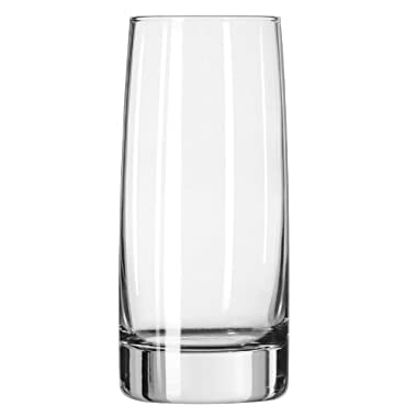 Libbey 17.5-Ounce Clear Vibe Cooler Glass, Set of 12