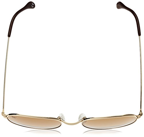 De unisex Gafas dorado Sol BRAUM GOLD Wolfnoir única talla color AKELA marrón CqRZZ