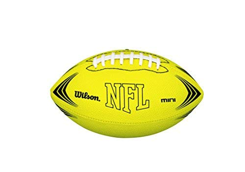 Wilson Yellow NFL Mini Football