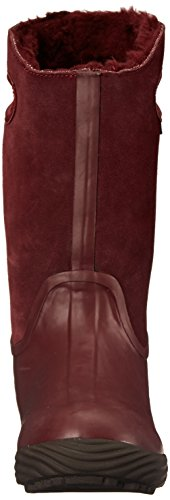 Bogs Womens Prairie Waterproof Insulated Boot Ox Blood O8jc4nd