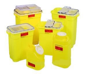 Sharps Collector Chemo 19.7 Quart