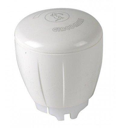 Giacomini - Grifería gas de radiador - Cabezal manual R450TL - : R450X012
